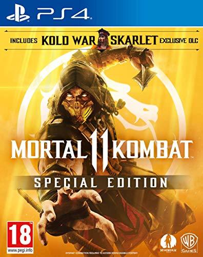 Mortal Kombat 11 Special Edition (Amazon Exclusive) - PlayStation 4 [Importación inglesa]