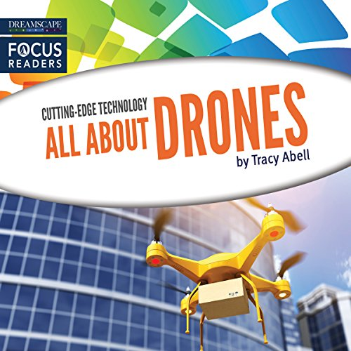 All About Drones audiobook cover art