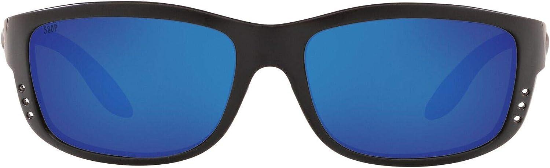 Costa Del Mar Men's Zane Rectangular Sunglasses
