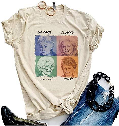 Women's Savage, Classy Ratchet, Bougie T-shirt, 11 Colors, M to XXL