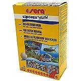 Filtros de alto rendimiento Sera 0685Siporax para usar en acuarios pequeños, 270g