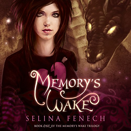 Memory's Wake audiobook cover art