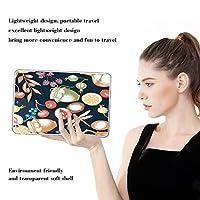 PRINDIY iPad mini 5 2019/iPad mini ケース,防塵 耐久性 耐震性 キズ防止 TPUラバー クリア スリム ハード ウルトラスリム 背面シェルケース iPad mini 5 2019/iPad mini Case-E 25