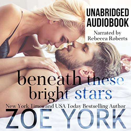 Beneath These Bright Stars audiobook cover art
