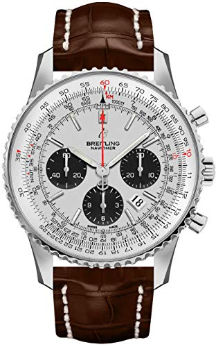 Breitling Navitimer 1 B01 - Reloj cronógrafo 43 para hombre AB0121211G1P1