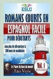 Romans courts en espagnol facile pour débutants: 'Le Phare du bout du monde' de Jules...