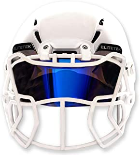 football helmet visor decals