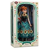 Disney - Limited Edition Anna Doll - Frozen Fever - 17''- New in Box