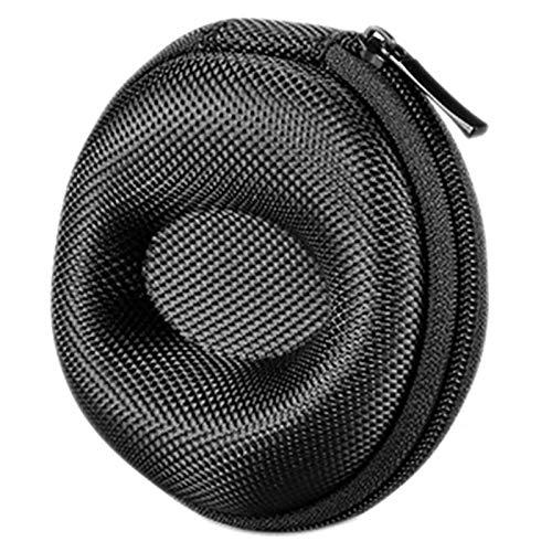 OVBBESS Smartwatch estuche de transporte caja de almacenamiento de viaje EVA reloj protector portátil joyas estuche duro para relojes de pulsera
