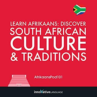 Learn Afrikaans: Discover South African Culture & Traditions cover art