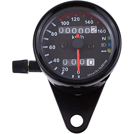 Motorcycle Tachometer For Honda Shadow Vt 750 600 C Cms Chrome Auto