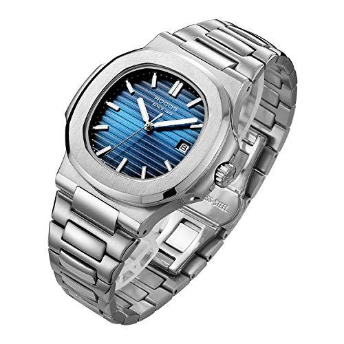 ROCOS Reloj Automático para Hombre Relojes Mecánicos