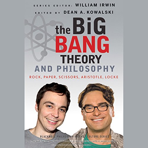 The Big Bang Theory and Philosophy  Audiolibri