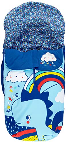 Tuc Tuc Enjoy & Dream - Saco, niños, color azul