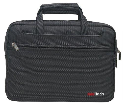 NAVITECH Hülle Notebook-Tasche/Schwarz, wasserdicht & stoßfest, für ordi von 13,1 bis 15,6 Zoll (39,6 cm), für Packard Bell EasyNote TS11HR039