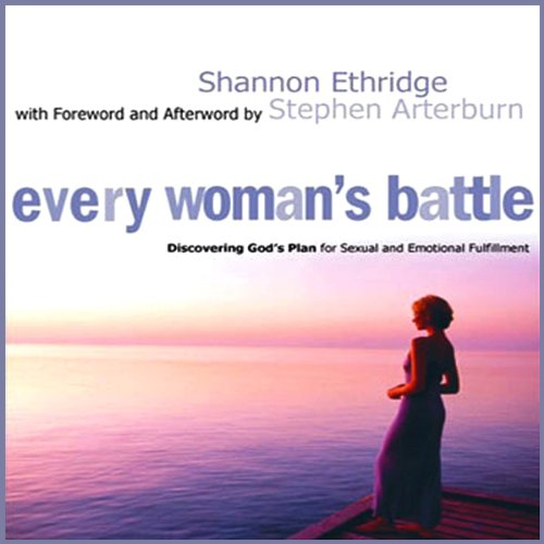 Every Woman's Battle audiobook cover art
