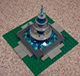 Lego Town Hall Fountain Custom Instructions - DJ Gilbert (English Edition)
