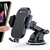 andobil Car Phone Mount Easy Clamp, Ultimate Hands-Free Phone Holder for Car...