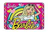 Diakakis 000570169Sets de Table Barbie 43x 29cm, Multicolore