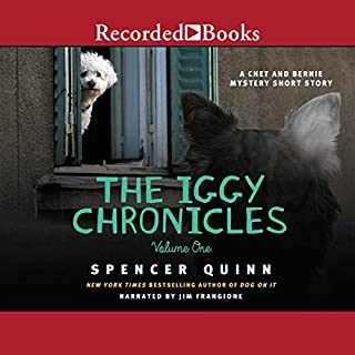 The Iggy Chronicles, Volume One audiobook cover art