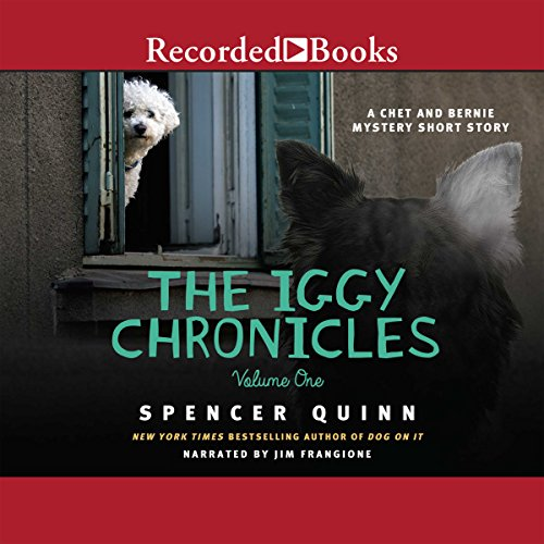 The Iggy Chronicles, Volume One cover art