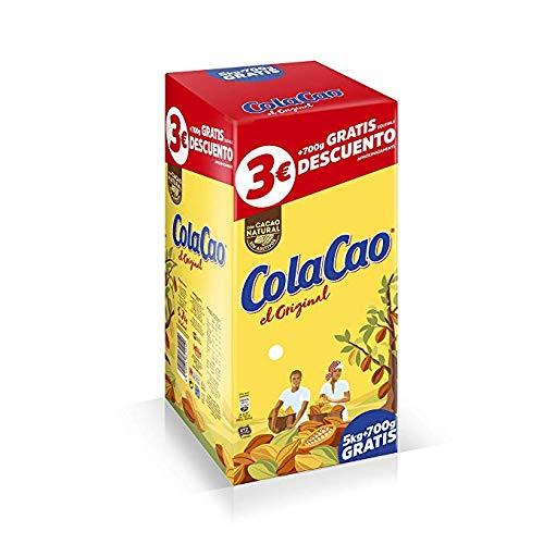 ColaCao Cola Cao (Hot Chocolate Drink) 6 Kg.
