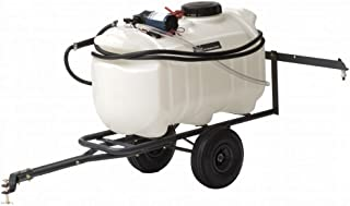 Precision Products TCT25 Tow Behind and Spot Sprayer, 12-Volt, 25-Gallon