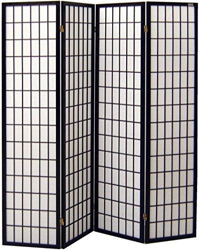 cinius SEPARÈ - PARAVENTO Modello Tatami, Telaio Colore Nero