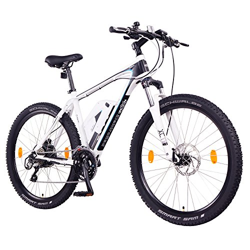 NCM Prague+ E-Bike Mountainbike, 250W, 36V 14Ah 504Wh Akku, 26