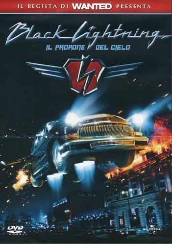 Black Lightning - Il Padrone Del Cielo by victor verzhbitskiy