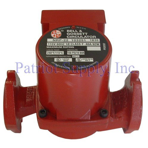 Bell & Gossett HVAC Circulator Pump 103251