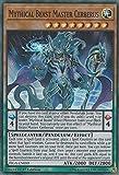 Yu-Gi-Oh! - Mythical Beast Master Cerberus - FIGA-EN059 - Super Rare - 1a Edizione - Pugni dei Gadget