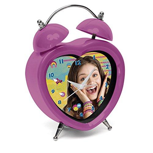 Arditex WD11087 Reloj despertador, diseño Soy Luna