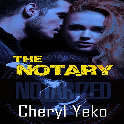 The Notary audiobook cover art