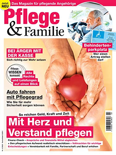 Pflege und Familie 4/2020