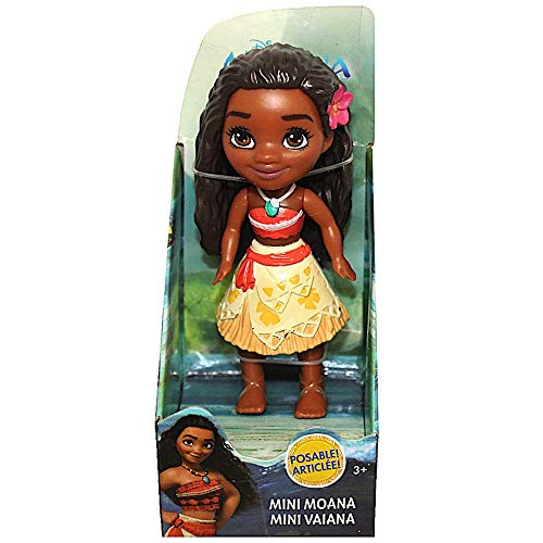 Moana Mini Toddler Doll Disney Princess 3'