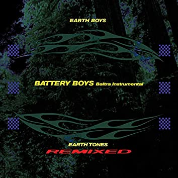 Battery Boys (Baltra's White Cherry Gelato Mix - Instrumental)