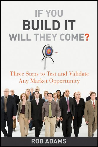 If You Build It Will They Come?: Three Steps to Test and...