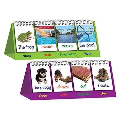 Junior Learning Sentence Flips Toy, Multi