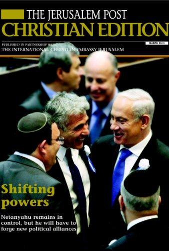 The Jerusalem Post, Christian Edition, Mar 2013 (English Edition)