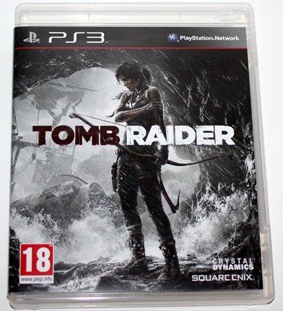 Tomb Raider PS-3 AT Survival Edition