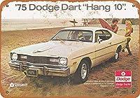 1975ダッジダーツブリキ看板