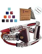 Smatiful Versa Bandjes met Box Pack voor dames, verstelbare vervangende horlogeband voor Fitbit Versa, Muti kleuren
