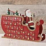 カルディオリジナル クリスマスウッドボックスカレンダー ソリ