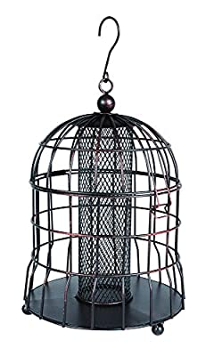 Gardman A09604 Decorative Bronze Squirrel Proof Peanut Feeder,450g from Gardman