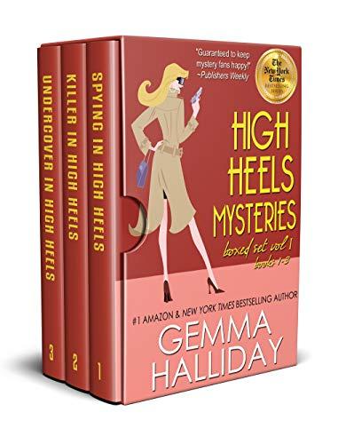 High Heels Mysteries Boxed Set Vol. I