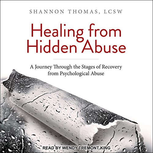 Healing from Hidden Abuse  By  cover art