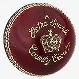 Readers Pelota de críquet Extra Especial 'A', 155 g, Rojo, para Hombre
