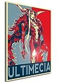 Instabuy Poster Final Fantasy VIII Propaganda Ultimecia -