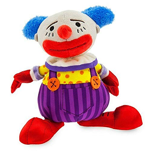 wangwang Juguete de Peluche Toy Story 4 Chuckles The Clown Plush Toy Soft Stuffed Doll 17cm Kids Toy for Kids Gifts